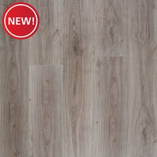 New! Silver Gray Oak Matte Laminate