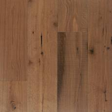 Mustang White Oak Distressed Engineered Hardwood XL Plank