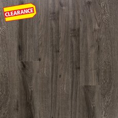 Clearance! Titanium Oak Luxury Vinyl Plank