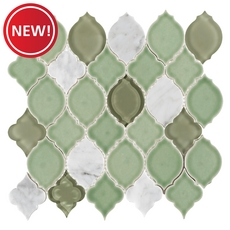New! Vine Glass Mosaic