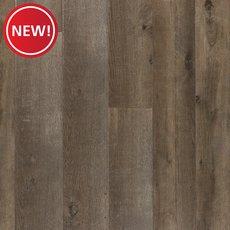 New! Creekwood Oak Water-Resistant Laminate