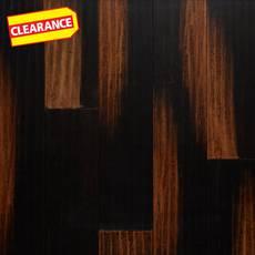 Clearance! Rubosse Hand Scraped Locking Engineered Stranded Bamboo
