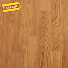 Clearance! Tawny Oak Rigid Core Luxury Vinyl Plank