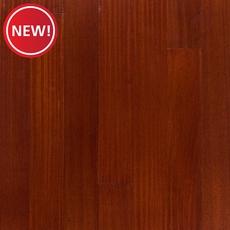 New! Brazilian Cherry Smooth Tongue and Groove Engineered Hardwood