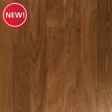 New! American Walnut Smooth Engineered Hardwood