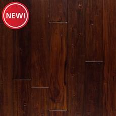 New! Mahagony Lavella Hand Scraped Solid Hardwood