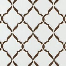 Victorian Velvet Porcelain Mosaic