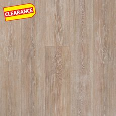 Clearance! Sunset Oak Smooth Cork Plank