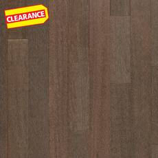 Clearance! Pewter Brazilian Chestnut Solid Hardwood