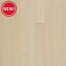 New! Brazilian Mystic White Wire Brushed Solid Hardwood