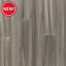 New! Colinisa Gray Hand Scraped Wire Brushed Water-Resistant Stranded Engineered Bamboo