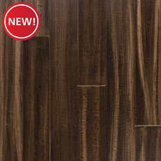 New! Kade Hand Scraped Wire Brushed Water-Resistant Bamboo