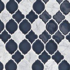 Mystic Lantern Glass Mosaic