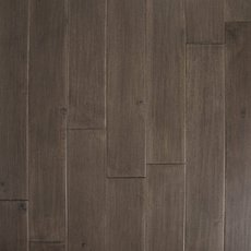 Black Acacia Techtanium Hand Scraped Solid Hardwood