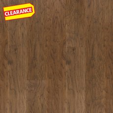 Clearance! Light Hickory Wire Brushed Water-Resistant Engineered Hardwood