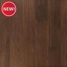 New! Dark Brown Walnut Water-Resistant Engineered Hardwood