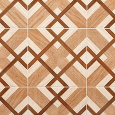 Hiba Marron Ceramic Tile