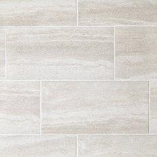 Earthstone White Porcelain Tile