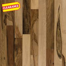 Clearance! Natural Brazilian Pecan Solid Hardwood