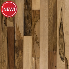 New! Natural Brazilian Pecan Solid Hardwood