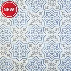 New! Stratford Deco Porcelain Tile