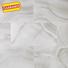 Clearance! Onyx Gray Ceramic Tile