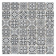 Royal Pattern Matte Ceramic Mosaic
