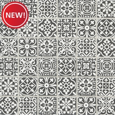 New! Royal Pattern Matte Ceramic Mosaic