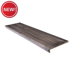 New! Color 36500TW Stranded Carbonized Bamboo Box Return Retread - 42 in.