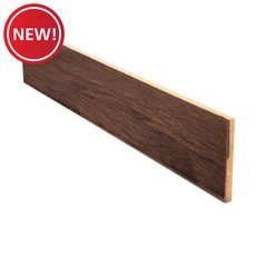 New! Color 29303TW Hickory Stair Riser - 42 in.