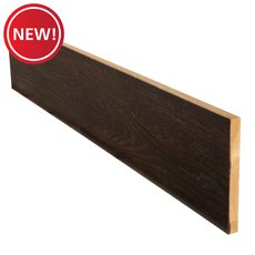 New! Color 29336TW White Oak Stair Riser - 42 in.