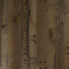 Rustic Gold Oak Distressed Engineered Hardwood
