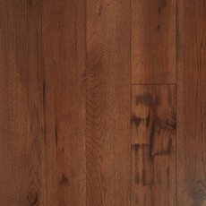 Hickory Dark Distressed Engineered Hardwood