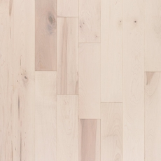 Evian Maple Smooth Solid Hardwood