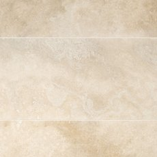 Antique Bergamo Honed Filled Travertine Tile
