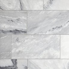 Mountain Gray Polished Marble Tile