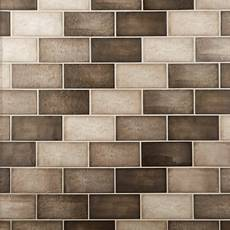 Quayside Brown Polished Ceramic Tile