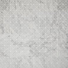 Carrara Cross Marble Tile