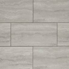 Everson Rigid Core Luxury Vinyl Tile - Cork Back