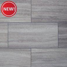 New! Burnside Rigid Core Luxury Vinyl Tile - Cork Back
