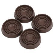 Work Pro 1-1/2in. Small Round Furniture Caps - 4pk.