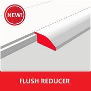 Color 36657P Medium Solid Hardwood Flush Reducer