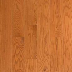 Butterscotch Select Oak Smooth Solid Hardwood