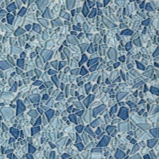 Paradise Bay Pebble Glass Mosaic
