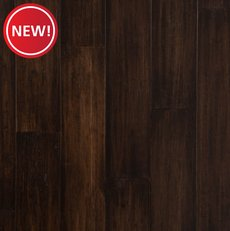 New! Tawny Hand Scraped Locking Engineered Stranded Bamboo