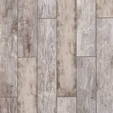 Arden Manor White Wood Plank Porcelain Tile
