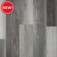 New! Musical Ombre Rigid Core Luxury Vinyl Plank - Cork Back