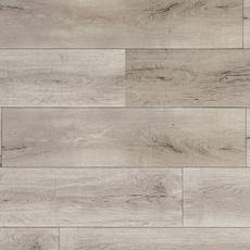 Montego White Wood Plank Porcelain Tile