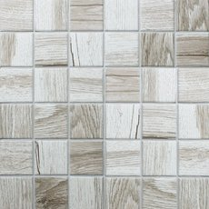 Drift Matte 2 in. Square Porcelain Mosaic