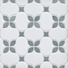 Iris Dust Polished Porcelain Mosaic